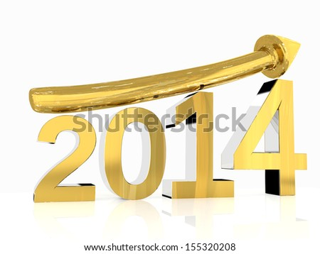 Golden growth of 2014