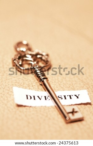 golden key for diversity