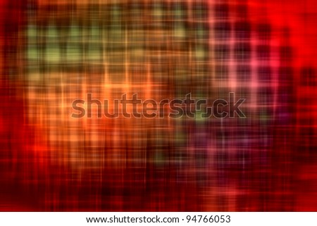golden or copper metal grunge background - stock photo