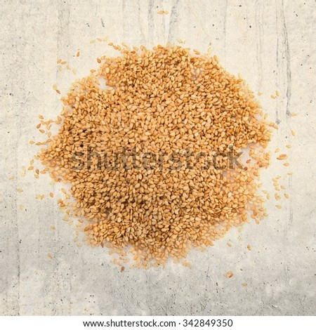 Golden sesame