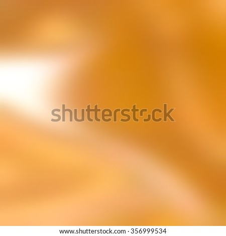 golden silk or caramel background - abstract folds texture - stock photo