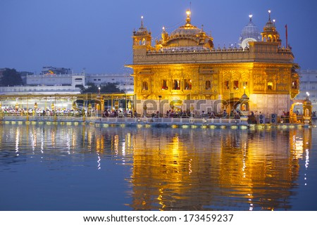 Golden Temple, Amritsar - India