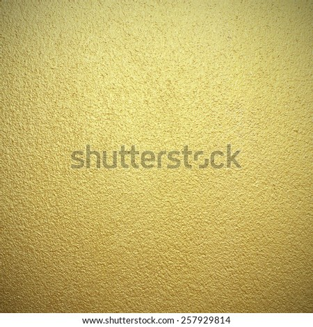 golden wall texture background