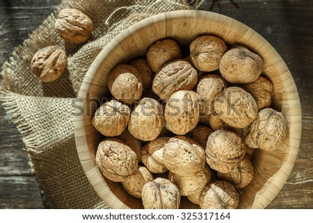 Golden Walnuts