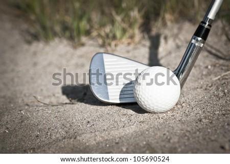 golf - stock photo