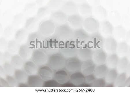 golf ball texture - stock photo