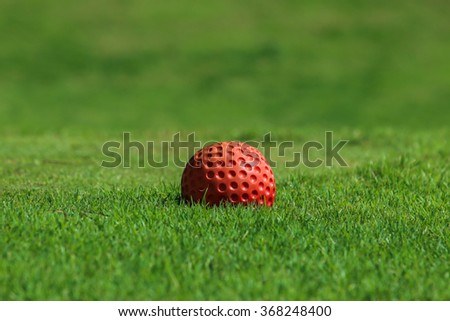 Golf, golf courses in Thailand. - stock photo