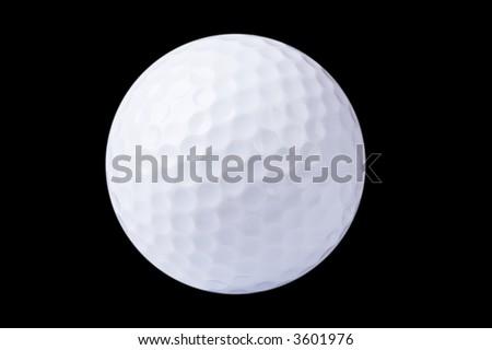 golfball - stock photo