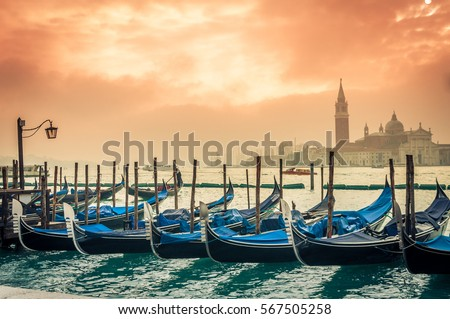 Gondola Stock Images  Royalty