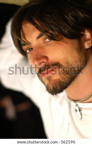 Good looking Youth - stock photo