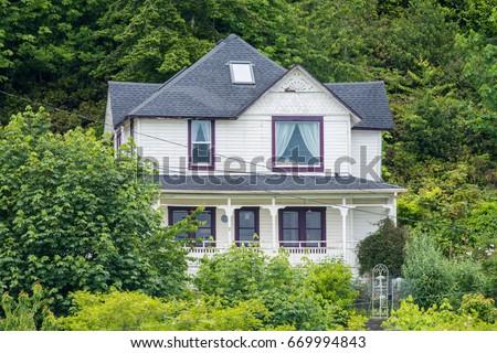 Goonies House, Astoria Oregon