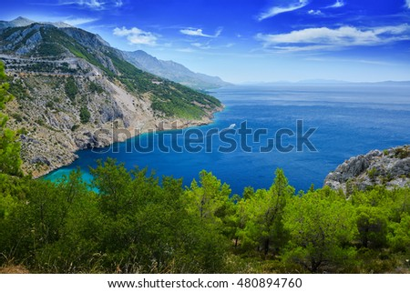 Gorgeous Dalmatian coast - Croatia