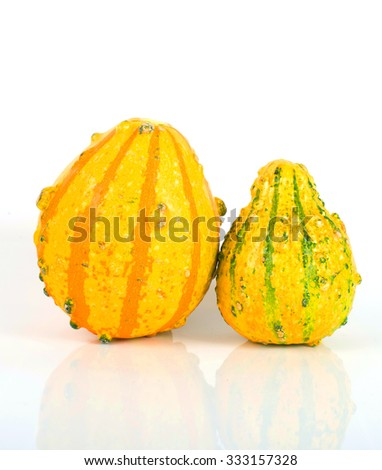 gourds - stock photo