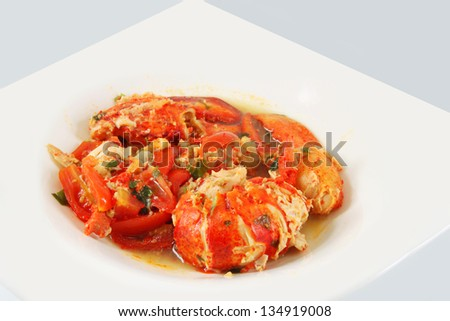 Gourmet Lobster Dishes Lobster meat St...