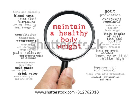 how to maintain a healthy body You'll have an easier time maintaining your weight and avoiding that all-too-familiar weight creep as you age if you maintain a healthy body composition.