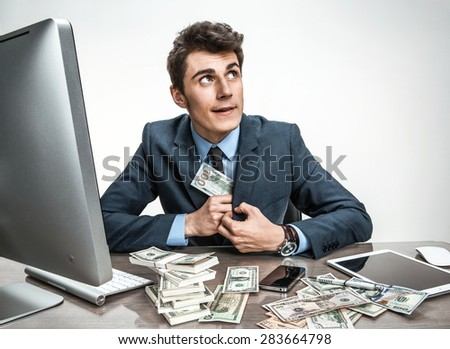 Stealing Money Stock Images, Royalty-Free Images & Vectors ...