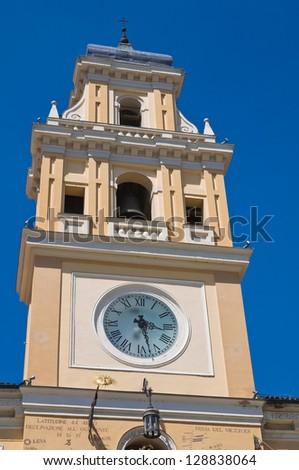 Governor Palace. Parma. Emilia-Romagna. Italy. - stock photo