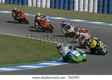 Gp Jerez 2005. April 8, 9 and 10. Jerez speedway