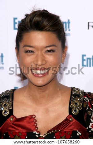 Grace Park  at Entertainment Weekly's 6th Annual Pre-Emmy Party. Beverly Hills Post Office, Beverly Hills, CA. 09-20-08