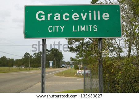 Graceville City in Florida
