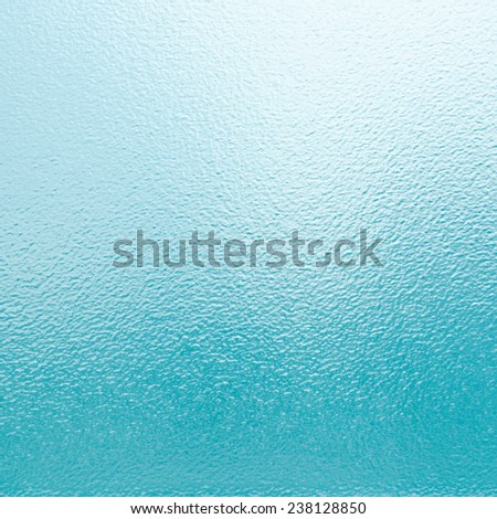 gradient background sheet of glass texture - stock photo