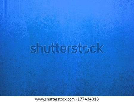 gradient blue background, abstract light on border, deep blue background color for website template background or web design layout, brochure or poster backdrop, blue art canvas paint  - stock photo