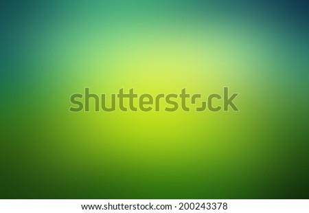 Gradient soft blurred nature background  - stock photo