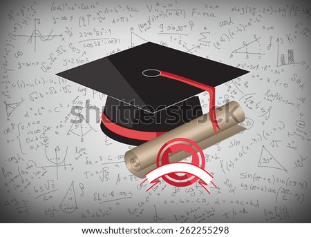 f4ba6429978 Stock photo graduation cap and mba symbol close jpg 450x344 Mba symbol