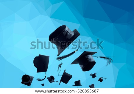 Graduation Background Stock Images Royalty Free Images