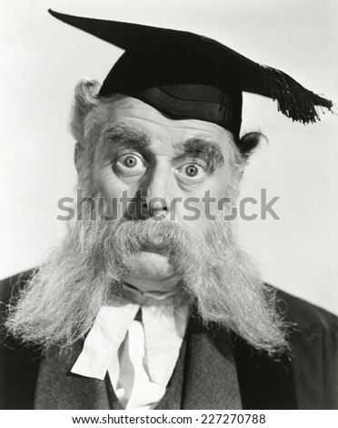 Graduation day - stock photo