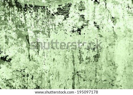 Graffiti / Background / Peeling paint / Abstract