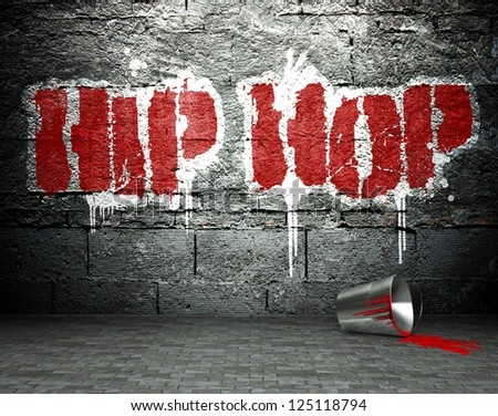 Hip hop background stock images royalty free images vectors graffiti wall with hip hop street art background voltagebd Image collections