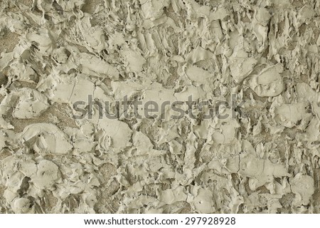 Grain gray paint wall grunge background or texture - stock photo