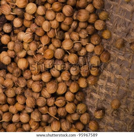 grain, macro - stock photo