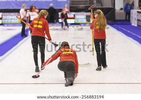 Curling Sport Stock Images Royalty Free Images Amp Vectors