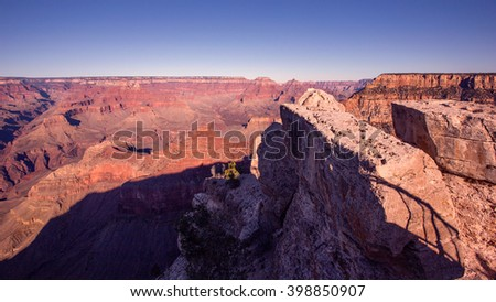Grand Canyon, Arizona State, US.