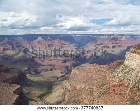 Grand Canyon endless