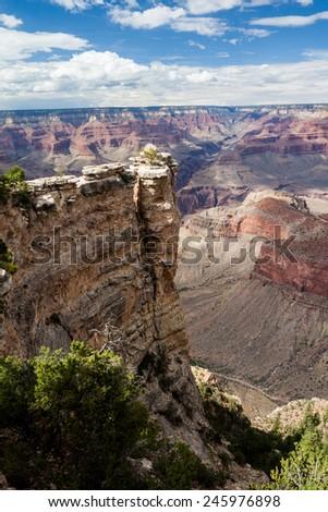 Grand Canyon National Park - stock photo