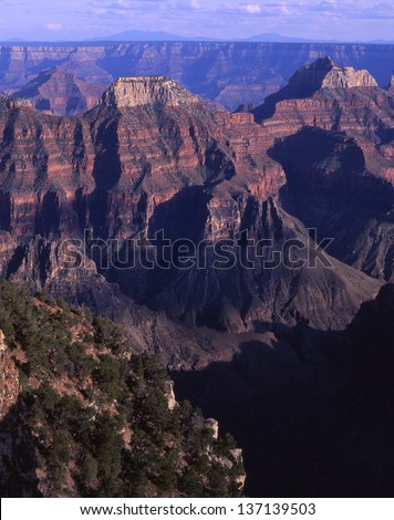 Grand Canyon National Park, Arizona/Wonder of the World/ One of the wonders of the world extending from Glen Canyon Dam in Arizona to the Hover Dam in Nevada.