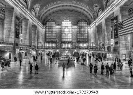 Grand Central - stock photo