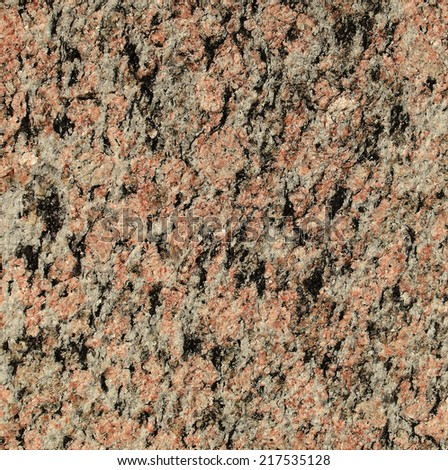 GRANITE  abstract grunge background of old stone texture - stock photo