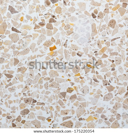 Granite surface structure building, construction and architecture. - stock photo