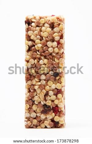 Granola Protein Bar - stock photo