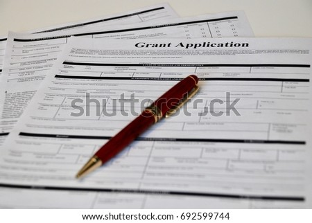 Grant Application Images RoyaltyFree Images Vectors – Grant Application