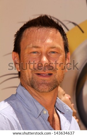 "Grant Bowler at the ""Despicable Me 2"" Los Angeles Premiere, Universal Citiwalk, Universal City, CA 06-22-13"