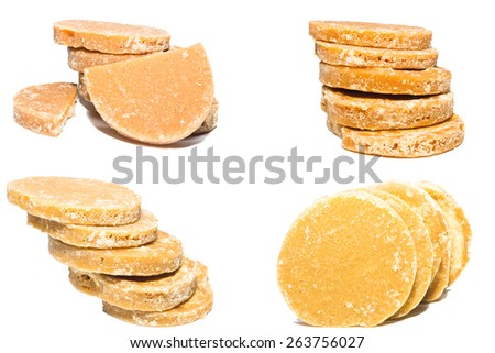 Granulated sugar, sugar not refined, sugar candy brown