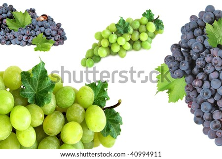 grape collage