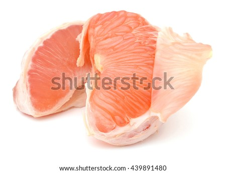 Grapefruit segments