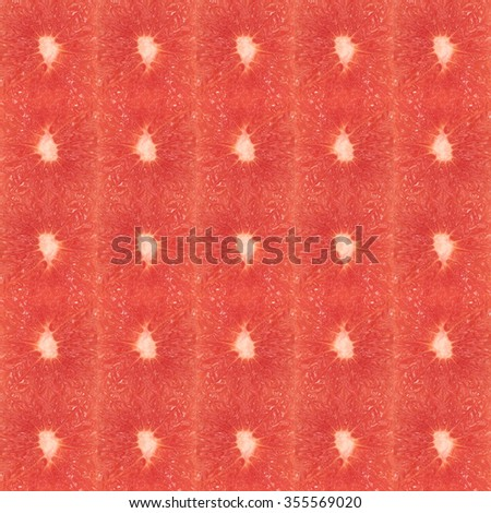 Grapefruit squares seamless loop-able wallpaper,