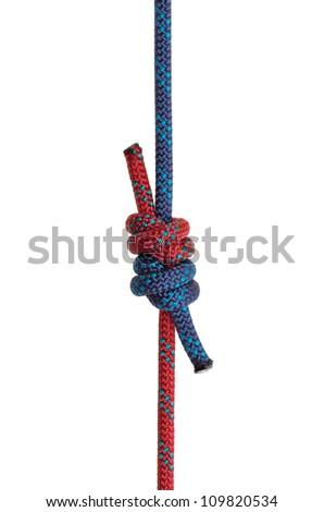 Grapevine knot - stock photo